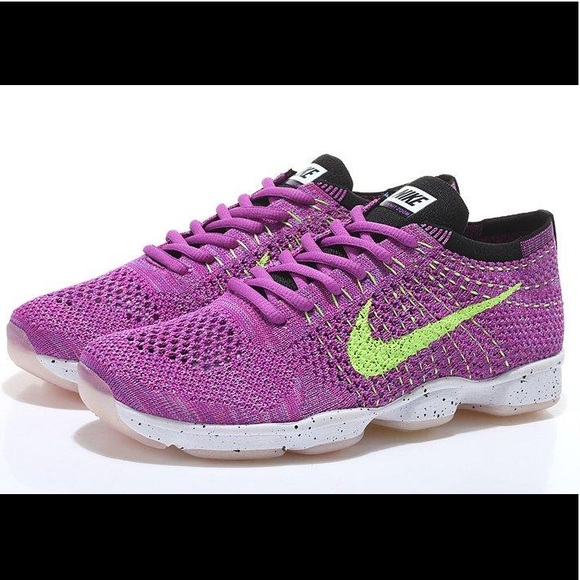 40a306566e3d Nike Flyknit Zoom Fit Agility Training Sneaker. M 5b377eb1c2e9fe28179a044f